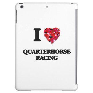 I Love Quarterhorse Racing Case For iPad Air
