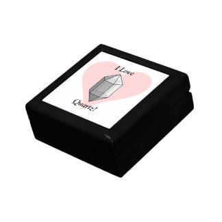 I Love Quartz! Gift Box