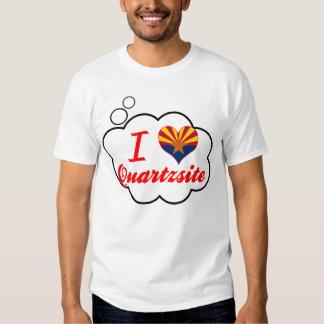 I Love Quartzsite, Arizona Tee Shirt