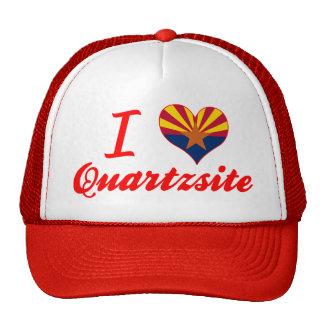I Love Quartzsite, Arizona Trucker Hat