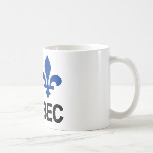I Love Quebec Mugs