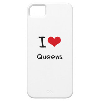 I love Queens iPhone 5 Cover