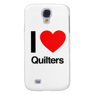 i love quilters samsung galaxy s4 cover
