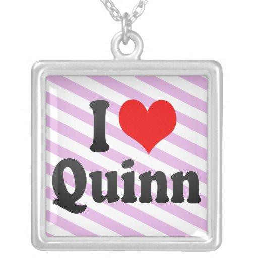 I love Quinn Jewelry