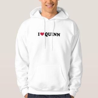 I LOVE QUINN PULLOVER