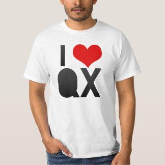 I Love QX Shirt