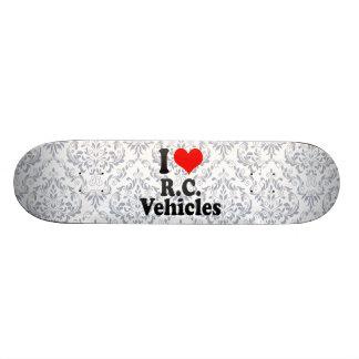 I love R C Vehicles Skate Decks