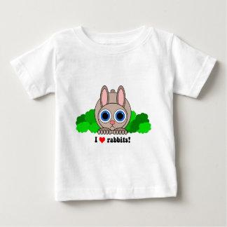 I love rabbits baby T-Shirt