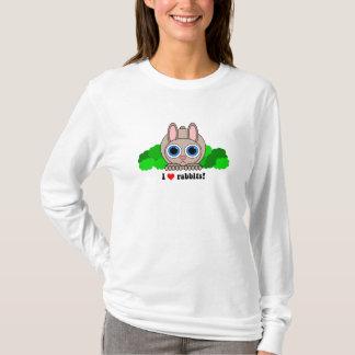 I love rabbits T-Shirt