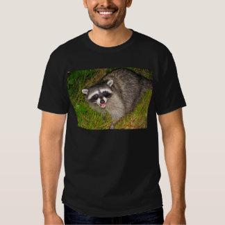 I Love Raccoons! Tee Shirt