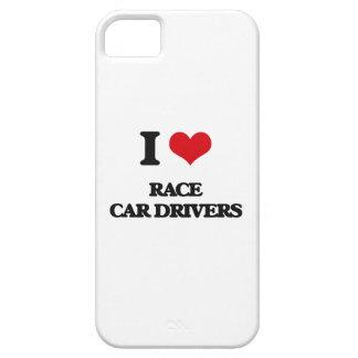 I love Race Car Drivers iPhone 5 Covers