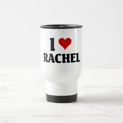 I love Rachel 15 Oz Stainless Steel Travel Mug