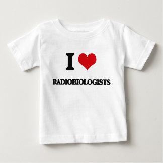 I love Radiobiologists T Shirt