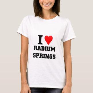 I love Radium springs T-Shirt