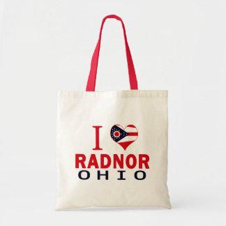 I love Radnor, Ohio Bag