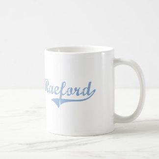 I Love Raeford North Carolina Mug
