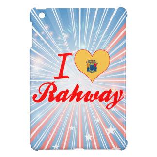 I Love Rahway, New Jersey iPad Mini Covers
