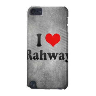 I Love Rahway, United States iPod Touch (5th Generation) Cases