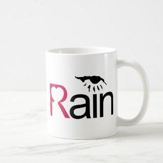 I Love Rain Mug