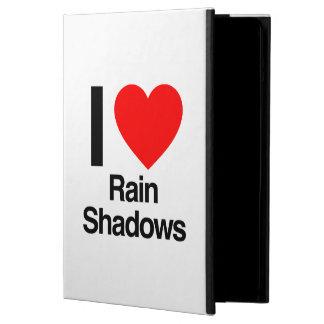 i love rain shadows cover for iPad air