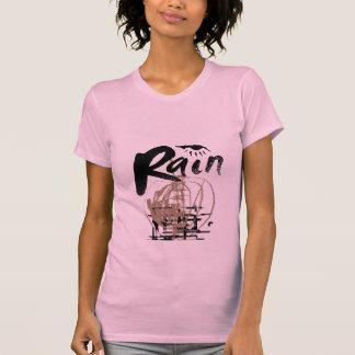 I Love Rain Tee Shirt