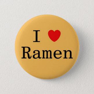 I Love Ramen Pinback Button