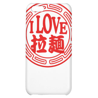 I LOVE RAMEN Speck Case Cover For iPhone 5C