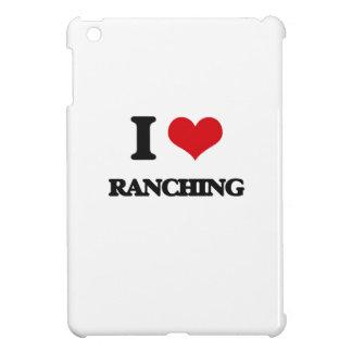 I Love Ranching iPad Mini Case