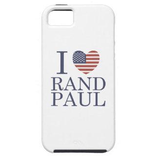 I Love Rand Paul iPhone SE/5/5s Case