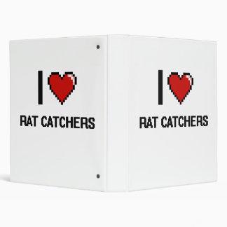 I love Rat Catchers 3 Ring Binders