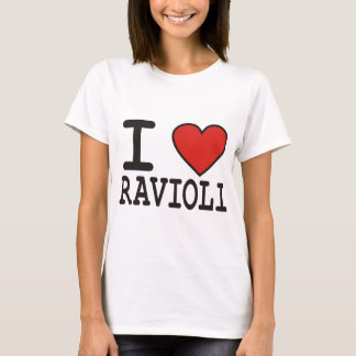 I Love Ravioli T-Shirt