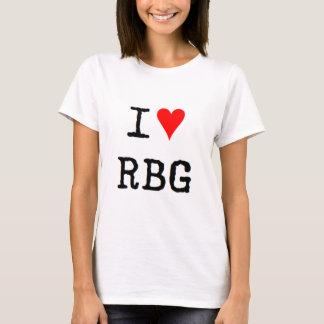 i love rbg T-Shirt