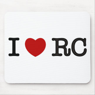 I Love RC Mouse Pad