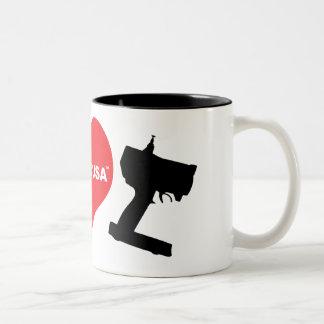 I Love RC Mug