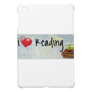 I Love Reading iPad Mini Covers