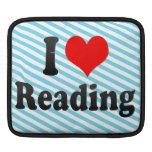 I love Reading iPad Sleeve