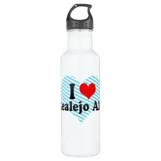 I Love Realejo Alto, Spain 24oz Water Bottle