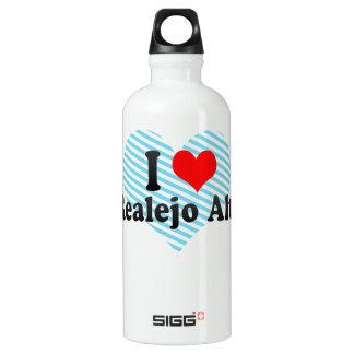 I Love Realejo Alto, Spain SIGG Traveler 0.6L Water Bottle