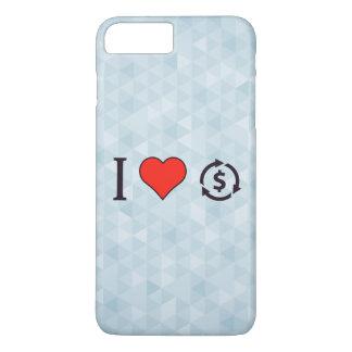 I Love Realized Investment iPhone 8 Plus/7 Plus Case