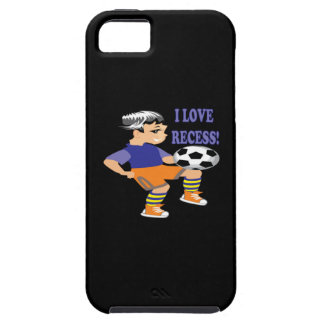 I Love Recess iPhone 5 Cover