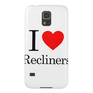 I Love Recliners Galaxy S5 Cases