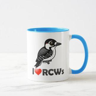 I Love Red-cockaded Woodpeckers Mug