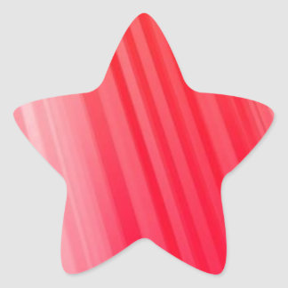 I Love Red Star Sticker