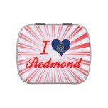 I Love Redmond, Utah Jelly Belly Tin