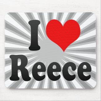 I love Reece Mouse Pad