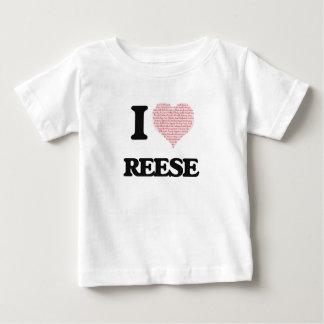 I Love Reese Baby T-Shirt