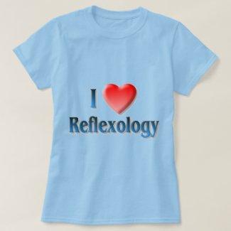 I Love Reflexology Shirt