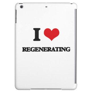 I Love Regenerating iPad Air Cover