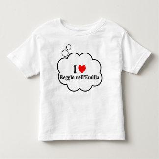 I Love Reggio nell'Emilia, Italy T-shirt
