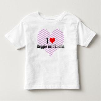 I Love Reggio nell'Emilia, Italy Tshirts